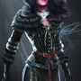 Yennefer from Vengerberg by wraith8r