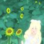 Sunflower Blonde by OokamiRyokuga