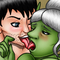 Commission_My fair Goblin Lady