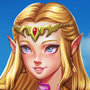 Princess Zelda The Legend of Zelda Commission by DidiEsmeralda