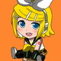Kagamine Rin by MaouKouichi