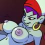 Shantae x Risky by Latenightsexycomics