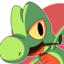 Treecko by LinkNiak