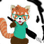 Red Panda Icon by Keem16