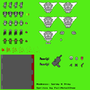 Madness: Sprite Sheet by fullmetalchaz
