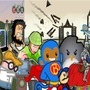 Mash up of my favrote flash/htlm5 games. by Nacrazy