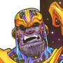 Thanos by geogant
