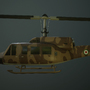 Bell 214-Helicopter by AlirezaMorgan
