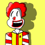 Ronald Mcdonald by OfficialBAM