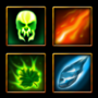 Skill Icons by Johngreene