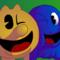 Pac-Man & Inky