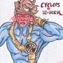 Cyclops from X-Men (Commission) by MeowerSex