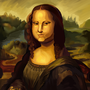 Mona Lisa Study by BeKoe