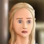 Daenerys Targaryen by Vitor-M