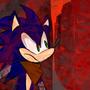 Sonic BOOOOM by Milkx