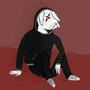 Sad Bunny by DigonesImagina