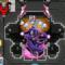Reaper's Blossom Bullet Hell Mockup