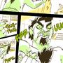 HYENAVILLE page 1 by JazLyte