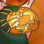 Olivia's pumpkin by Mememysweetest
