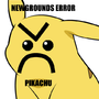 NewGrounds Error by ArmyDudeInTheHouse