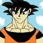 Goku by shearswm
