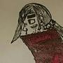 Ohlin Marter in Crimson Coat by SalemWarlock676