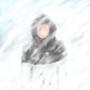 Winter Lady by OokamiRyokuga