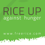 Free Rice Poster by Decky