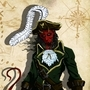 Aamon Presh - Tiefling Rogue Pirate