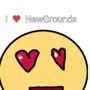 I love NewGrounds! by ArmyDudeInTheHouse