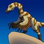 Velociraptor by BrandonP