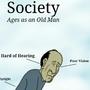 Aging Society by Smirkin