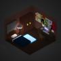 The Room (Darker) by Frak-Turau