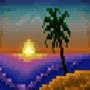 Pixel Sunset by masdar1