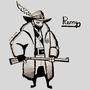 #14 - Sheriff Remy by DatCakeIzEhPai