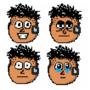 8-Bit Geek by Red2Art
