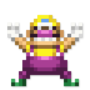 Day #198 - Wario by JinnDEvil