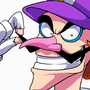 Retro Gamer Waluigi by GamerFox0255