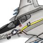 F9F-8 Cougar by Yeoj7