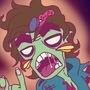 Halloween Icon: ZombieTiki by technotiki