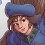 Dwarf Sorceress by Rocktopus64