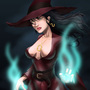 Witch by hmleao
