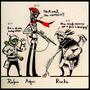 #21 - Rooke, #22 - Auge, #23 - Rufus by DatCakeIzEhPai