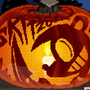 Pumpkin carving 2016 by Comick
