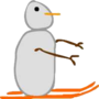 Snowman by snowmanmedia