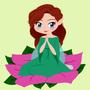 Flower Fairy by ChibiAshley