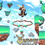 Stereoscopic Owlboy fan art by ScepterDPinoy
