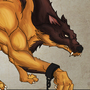 wolf of somekind