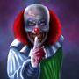 Clown by theMix85