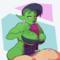 [canimated] Sczita's Wifely Duties: Goble Job